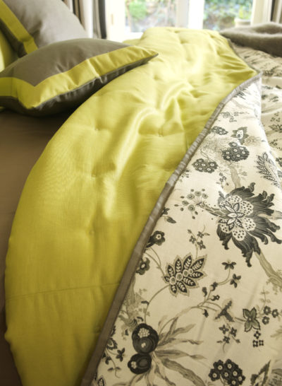 BQ Design_tuft quilted_42A_bedspread_close yellow