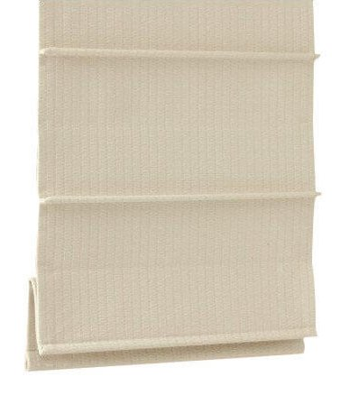 Front batten roman blind, lined (RB2)